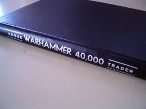 Warhammer 40000 Rogue Trader retapado