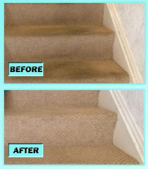 How To Clean Carpeted Stairs Stkittsvilla Com