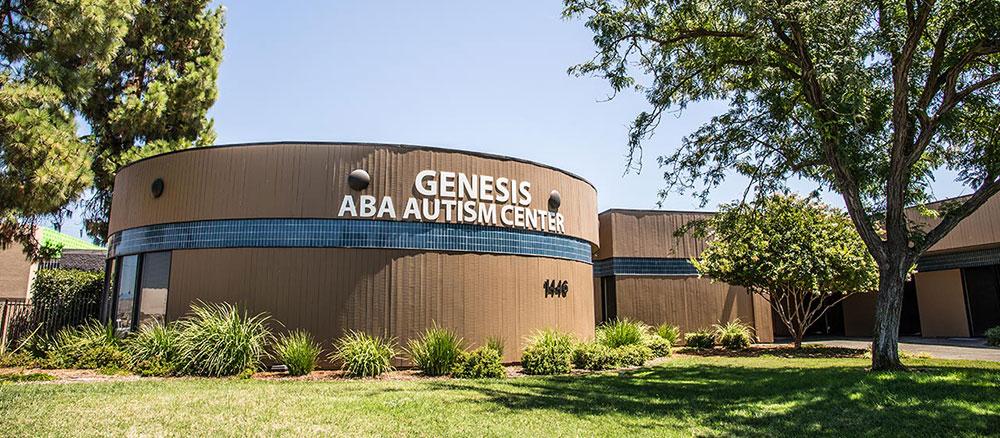 Genesis ABA Therapy Sacramento Facade