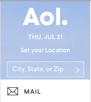 Access your AOL mail from any device.