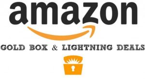 Amazon Prime Lightning Deals logo