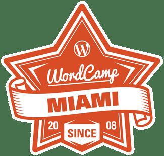 WordCamp Miami 2014 Logo