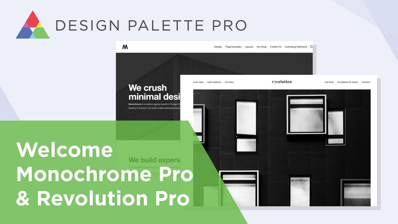 Genesis Design Palette Pro v1.8.1