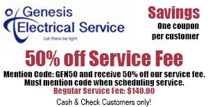 50% off Service Fee