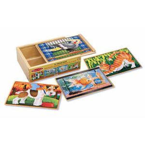 Puzzles and Building