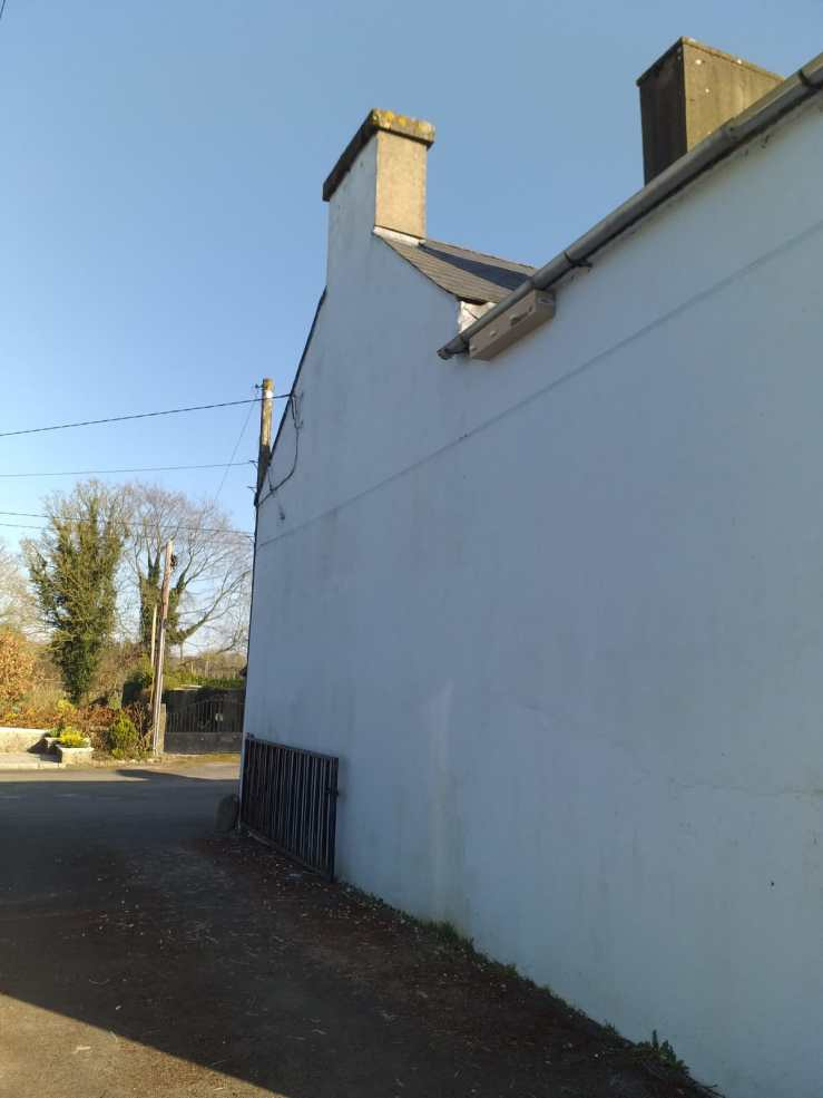 Caller system installed on 2 anti-predator, triple entry nest boxes on a gable end site - by Brian O'Reilly
