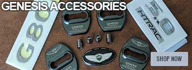 genesis accessories
