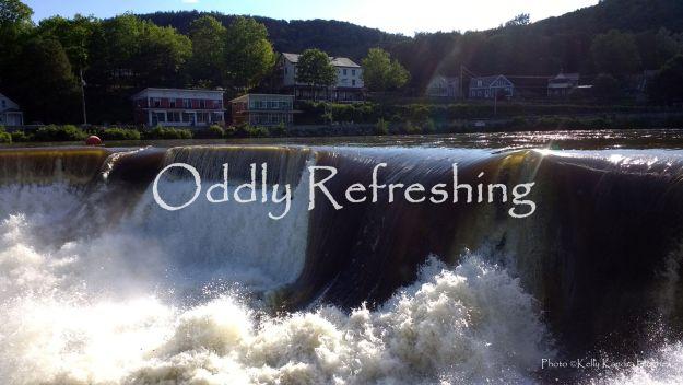Oddly Refreshing