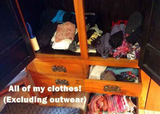 all my clothes text