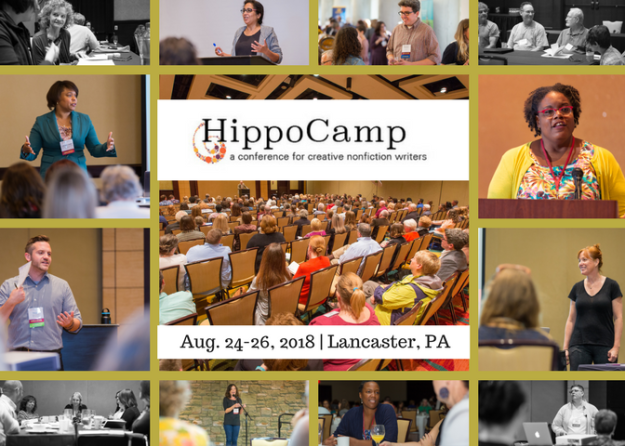HippoCamp Happy - Reflections On My First Creative Nonfiction Writing Conference 2