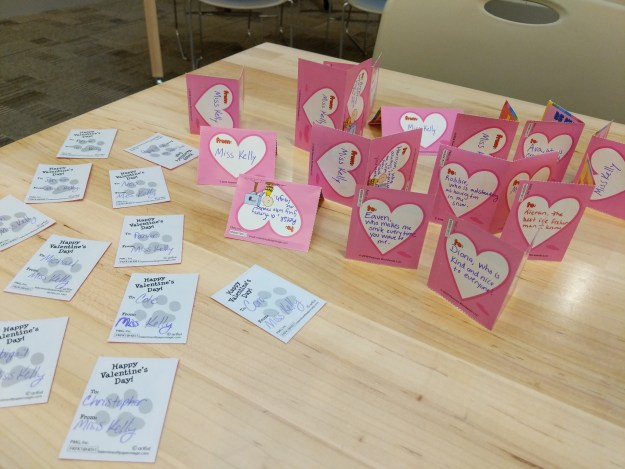 Children's Valentine' Cards