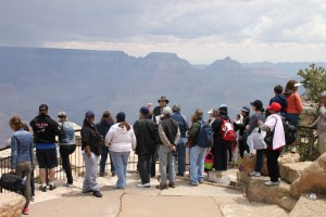 CreationTrip Christian Trips and tours grand canyon mather point group