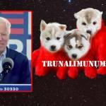 BREAKING: Biden unilaterally mobilizes dreaded Trunalimunumaprzure