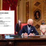 Kamala sneaks a 'Do Not Resuscitate' order in Biden's stack of executive orders