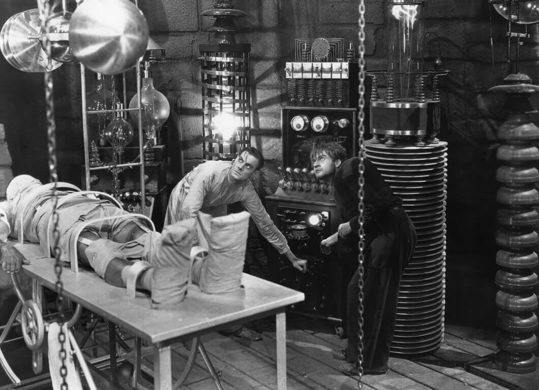 Modern Victor Frankenstein What Synthetic Biologists Can