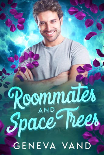 Cover image for Roommates and Space Trees by Geneva Vand