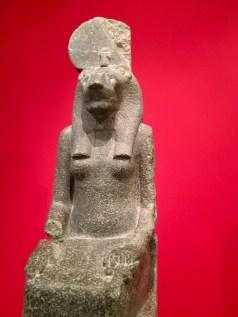 La déesse égyptienne Sekhmet
