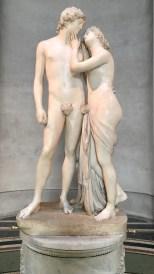 Vénus et Adonis, de Canova