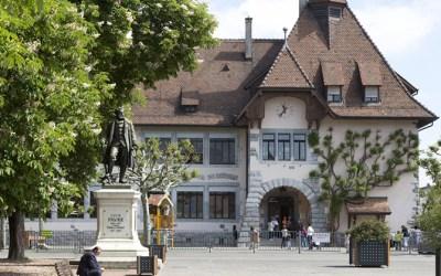 Chêne-Bourg, 150 ans