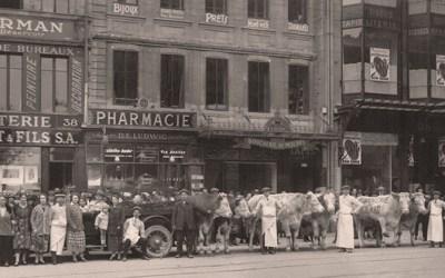 Commerces depuis 100 ans et plus en Centre-ville