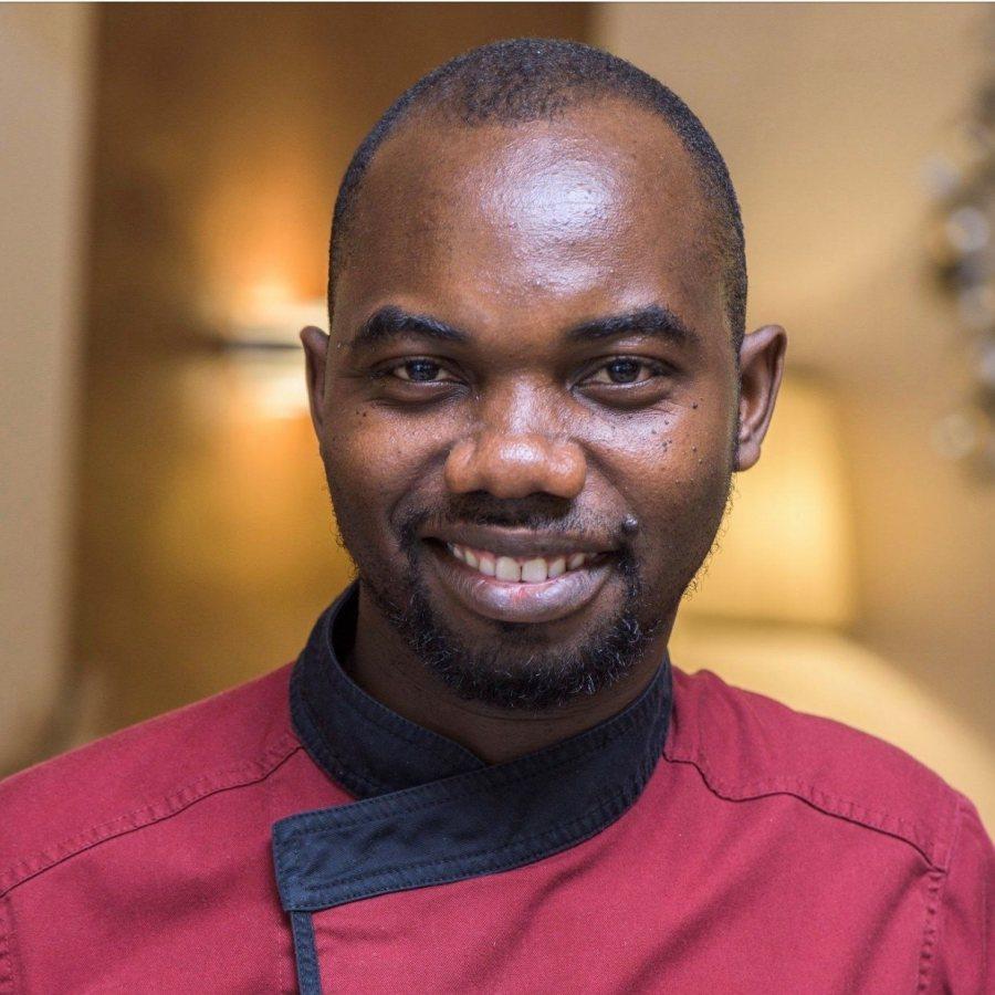 chef cuisinier africain