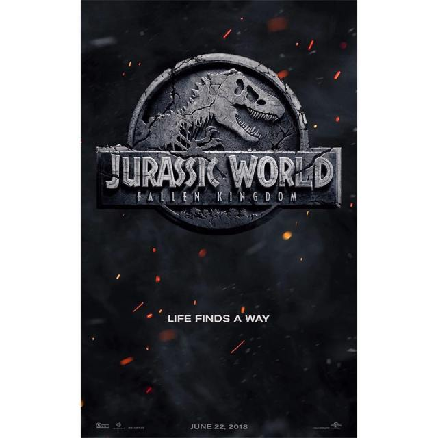 Jurassic World 2  Fallen Kingdom