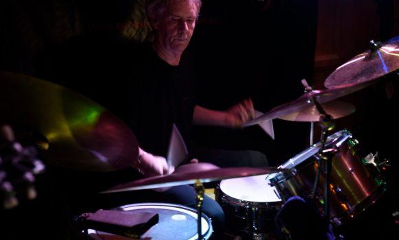 Pete, drummer, Genexis - Yandina Hotel