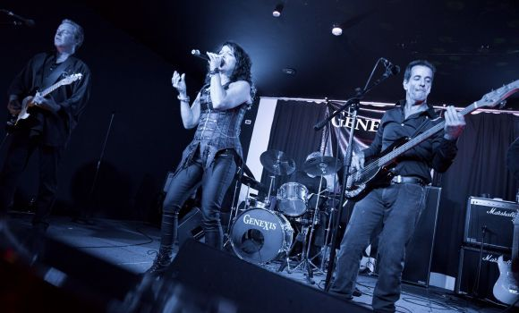 Genexis - live music - welcome to our site