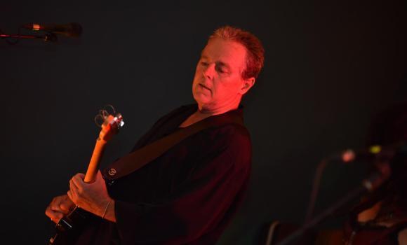 Gav, lead guitarist, Genexis - Tewantin Noosa RSL
