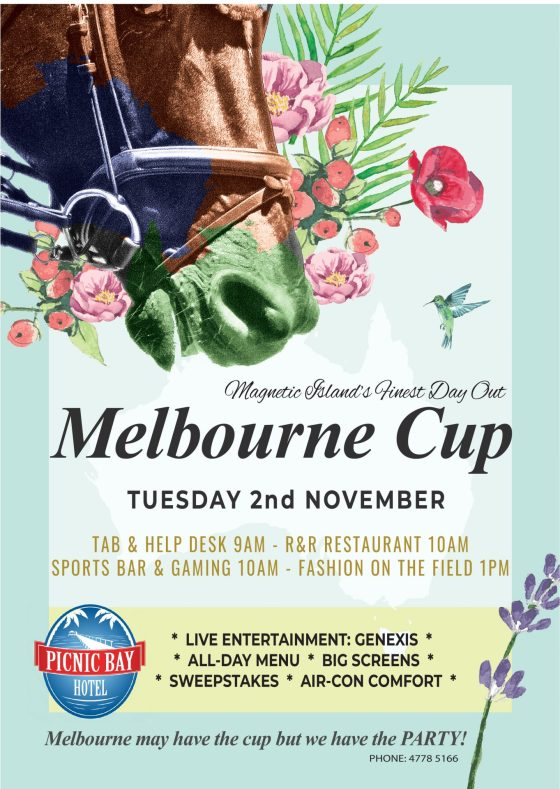 Melbourne Cup Magnetic Island
