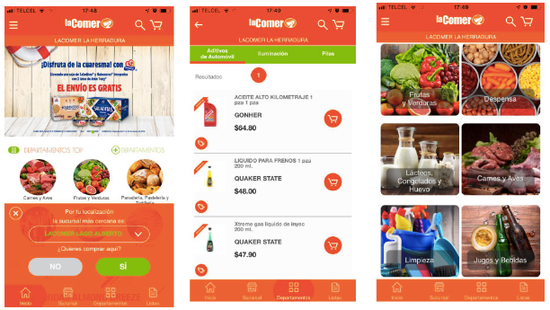 A nova UX de compras que aumentou as vendas da rede de supermercados La Comer