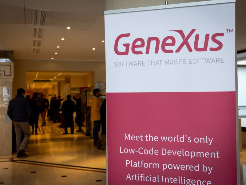 Impressions from the 2019 GeneXus Chile Event