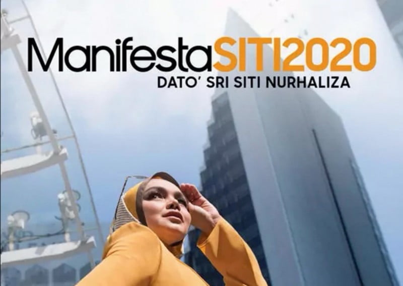 Album siti nurhaliza 2020