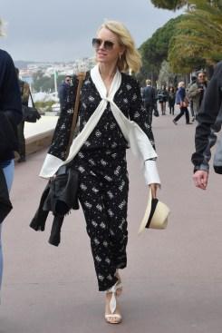 Naomi Watts sur la Croisette