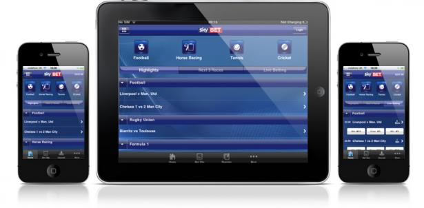skybet android app