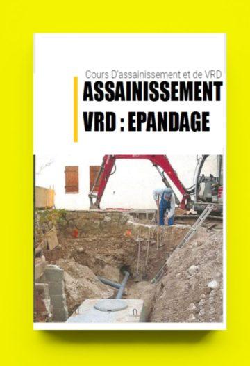 ASSAINISSEMENT – VRD PDF