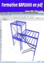Formation SAP2000 en pdf