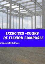 Exercices et cours en flexion composée