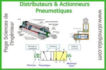 Distributeurs & Actionneurs Pneumatiques