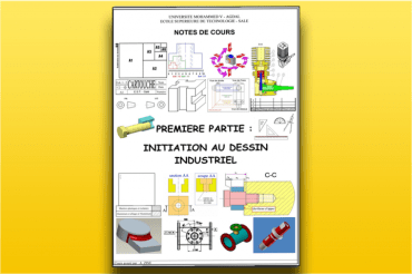 INITIATION AU DESSIN  INDUSTRIEL