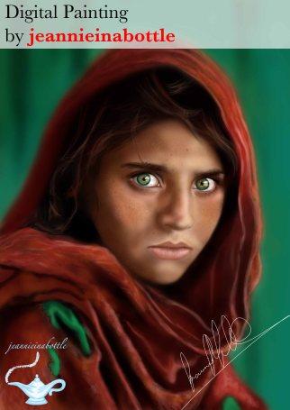 afghan girl4-1