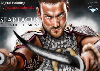 SPARTACUS GOD'S OF THE ARENA