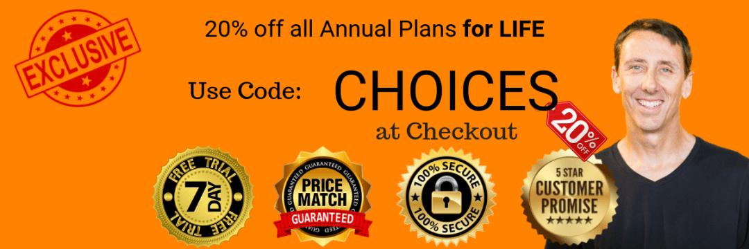 MEGAN20 coupon/discount code