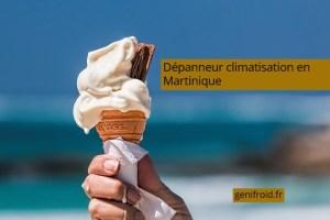 dépanneur climatisation en Martinique