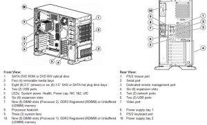 HP Proliant Server ML350G6 at Genisys genisyscorp
