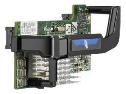 HP 656590-B21 Flex-10 10Gb 2-port 530FLB Adapter at Genisys
