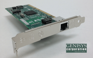 HP AD331A Single Port 1000Base-T Gigabit Ethernet Copper Adapter at Genisys
