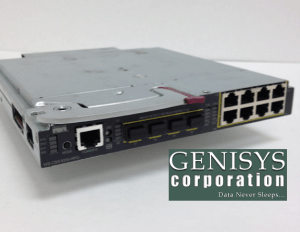 Cisco WS-CBS3020-HPQ Catalyst 3020 Blade Switch for HP c-Class BladeSystem at Genisys