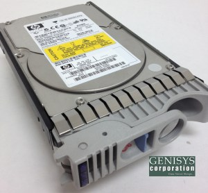 HP A6724A 36GB 10K SCSI Ultra160 Disk Drive at Genisys