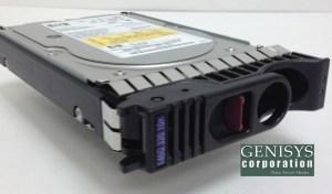 HP A9882A 146GB 10K U320 LP Disk Drive at Genisys